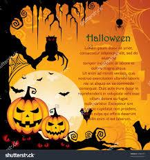 halloween background of wich halloween background stock vector illustration 59382037 shutterstock