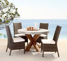 Dining Room Furniture San Antonio Abbott Round Dining Table U0026 Torrey Side Chair Set Espresso