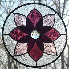 Flower Glass Design 271 Best Cake Stained Glass Images On Pinterest Glass Fused