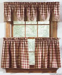 24 Inch Kitchen Curtains Wine York Curtain Tiers 72 X 24 Curtain Valances Valance And