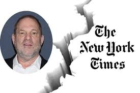 the new york times has does harvey weinstein have a case against new york times over sex