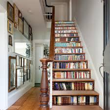 furniture home 31 unusual stairway bookcase pictures inspirations