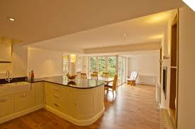 pictures of open plan kitchen and dining room sallyl cardel