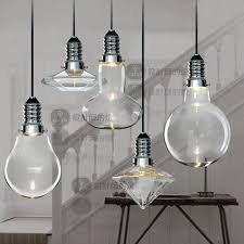 Clear Glass Pendant Light 15 Inspirations Of Round Clear Glass Pendant Lights