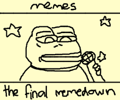Meme Faced - lets do the time warp again