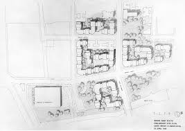 site plans for houses the bronx s lambert houses and the two sides of preservation