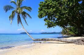 resort village koh mak ao kao white sand beach ko mak thailand