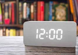 Minimalist Alarm Clock by Best Alarm Clock 8 Best Alarm Clocks Best Alarm Clock Desktop