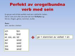 med si e repetition av grundläggande grammatik i tyska språket ppt ladda ner