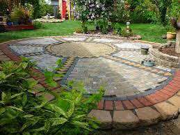 paving ideas for small back gardens u2013 garden design