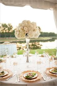 White Rose Centerpieces For Weddings by Best 25 Tall Wedding Centerpieces Ideas On Pinterest Tall