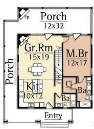 Vacation Cottage Floor Plans Vacation Plan 1 630 Square Feet 3 Bedrooms 2 5 Bathrooms 8504