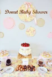 adorable donut baby shower theme ideas 5 minute dout hole pops