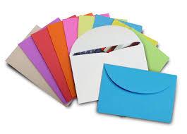 gift card sleeves custom gift card envelopes neon gift card envelopes multipack 100