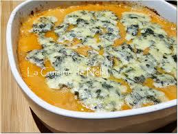 patate douce cuisine parmentier de patate douce au bleu d auvergne la cuisine de nelly