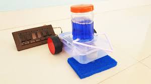 how to make a floor cleaning machine remote controlled youtube
