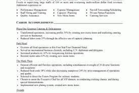 Sample Culinary Resume by Sample Resume Culinary Arts Resume Student Job Resumes Culinary