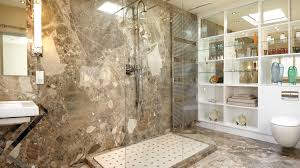 this spectacular bathrooms was clad with the sensational vein