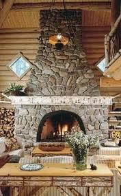 rustic stone fireplaces stone fireplace fireplace pinterest stone fireplaces stone