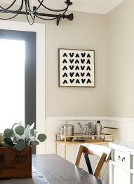 an easy way to repurpose old canvas art little house of four