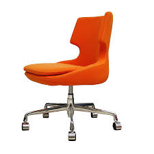 Basic Chair Desk Chairs Simple Design Office Chair Modern Desk Plain White