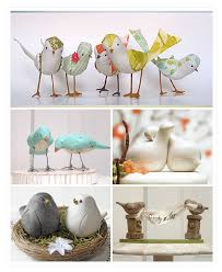 bird cake topper i don t want a cake just the cake toppers before we say i do