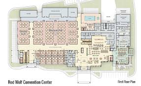 100 boston convention center floor plan pensacola bay
