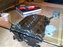 livingroom table ls how to build an engine block coffee table enginelabs