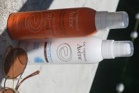 French Skin Care Products Sun Sprays A Woman Of A Certain Age