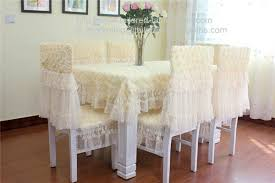 lace chair covers rosette lace wedding tablecloths and chair covers with 3d raised