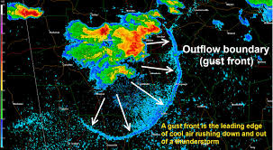 Dallas Radar Map by 7 Cool Things You Can See On Radar That Aren U0027t Rain Weather You U0027d