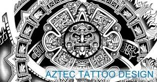 aztec tattoo design by juno tattoo artists org
