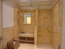 Beige Tile Bathroom Ideas - beige marble bathroom decoration traditional tile other metro