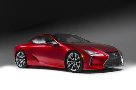 pictures of lexus lf lc lexus lc named 2017 production car design of the year lexus