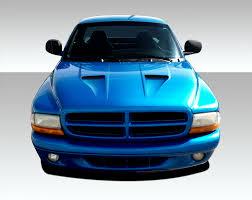 Dodge Dakota Race Truck - 1997 2004 dodge dakota 1998 2003 durango duraflex cv x hood 1pc