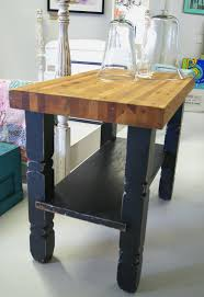 small butcher block table tags kitchen island with butcher block