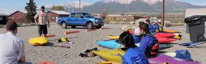 colorado kayak instruction kayak trips the adventure company
