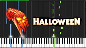halloween theme 1978 piano lesson youtube