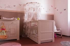 idee deco chambre bébé fille décoration chambre bébé fille et taupe chambre bébé