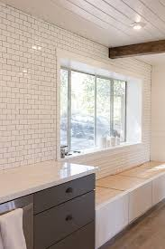 how to install subway tile backsplash kitchen kitchen chronicles a diy subway tile backsplash part 1