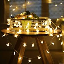 pearl led string lights luces decoration wedding