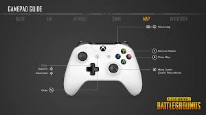 pubg won t launch pubg this is how the control setup is going to work on xbox one