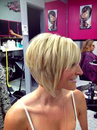 graduated layered blunt cut hairstyle 30 must try medium bob hairstyles popular haircuts