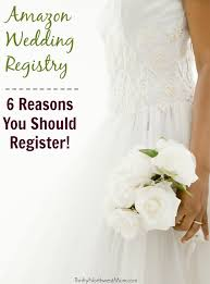 bridal registry wedding registry 6 reasons why to register thrifty nw