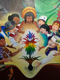 Denver International Airport Murals In Order by Dia Conspiracy Next Exit Travel