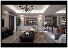 realistic living room design 09 3d model max cgtrader fhd designs