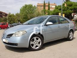 used nissan primera cars spain