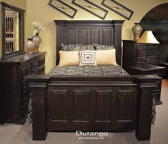 Southwest Bedroom Furniture Durango Southwest Bedroom Furniture Southwest Western Hacienda