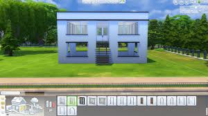 modern house building the sims 4 how to build a simple modern house sims community