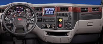 Semi Truck Interior Accessories Peterbilt Truck Configurator Peterbilt Trucks Model 579 Paccar